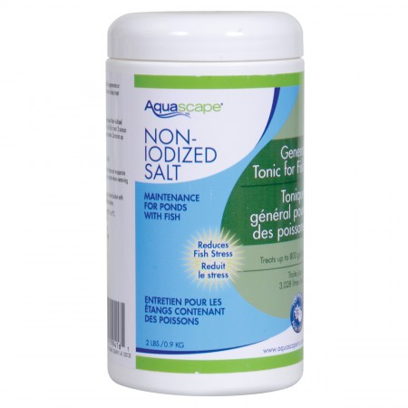 Aquascape Non-Iodized Pond Salt