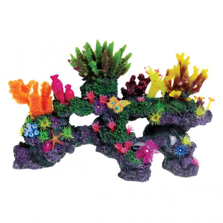 Underwater Treasures Reef Scenery Ornaments