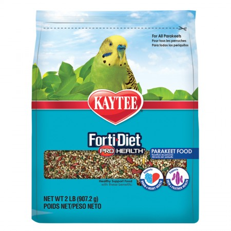 Forti-Diet Pro Health Parakeet Healthy Support Food - 2 lb