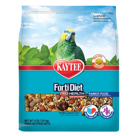 Forti-Diet Pro Health Parrot Healthy Support Food with Safflower - 4 lb