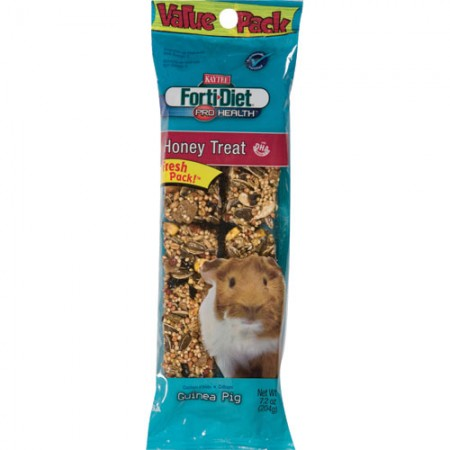 Forti-Diet Pro Health Honey Treat Value Pack for Guinea Pigs - 8 oz