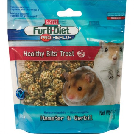 Forti-Diet Pro Health Healthy Bits Treats for Hamsters & Guinea Pigs - 4.75 oz