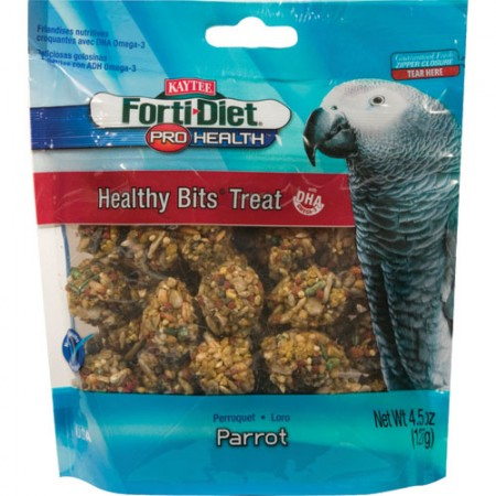Forti-Diet Pro Health Healthy Bits Treats for Parrots - 4.75 oz
