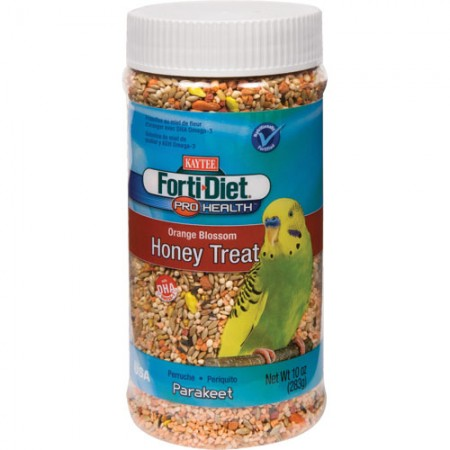 Forti-Diet Pro Health Orange Blossom Honey Treat for Parakeets - 10 oz