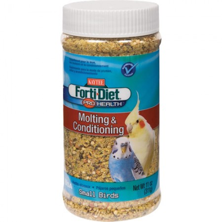 Forti-Diet Pro Health Molting & Conditioning Supplement for Small Birds - 11 oz