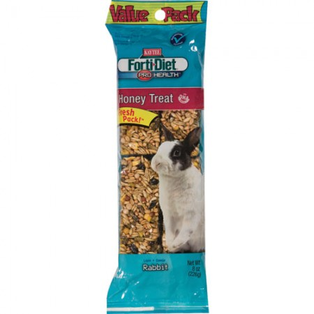 Forti-Diet Pro Health Honey Treat Value Pack for Rabbits - 8 oz