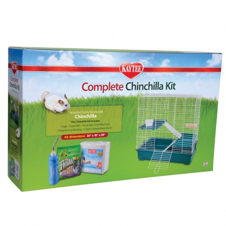 Kaytee Complete Chinchilla Kit