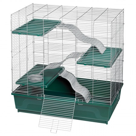 Kaytee My First Home Multi-Level Exotics Cage