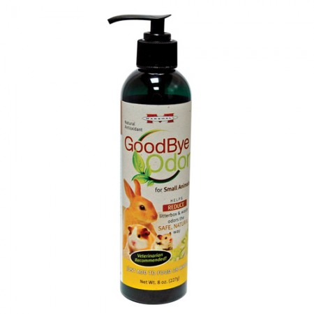 Marshall GoodBye Odor for Small Animals - 8 fl oz