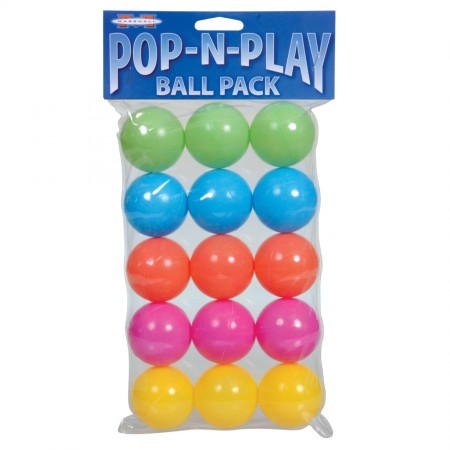 Marshall Pop-N-Play Ball Pack - 15 pk