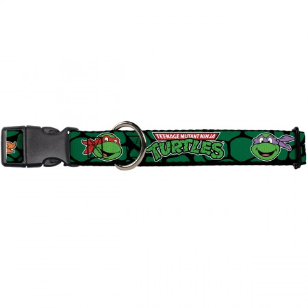 Buckle-Down Teenage Mutant Ninja Turtles Collars