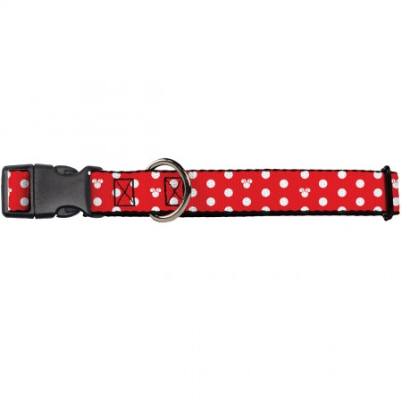 Buckle-Down Minnie Mouse Collars