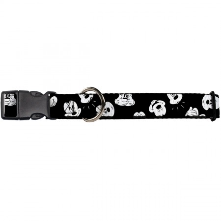Buckle-Down Mickey Mouse Collars