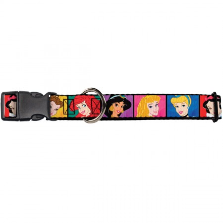Buckle-Down Disney Princess Collars