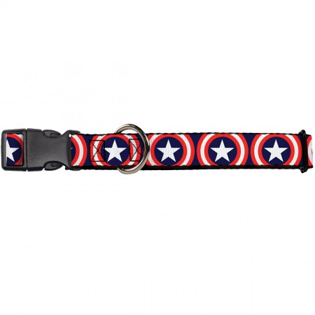 Buckle-Down Captain America Collars