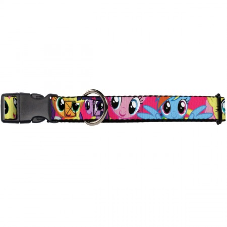 Buckle-Down Ponies Fuchsia Collars