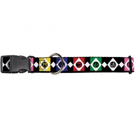 Buckle-Down Power Ranger Collars