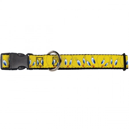 Buckle-Down Tweety Bird Collars