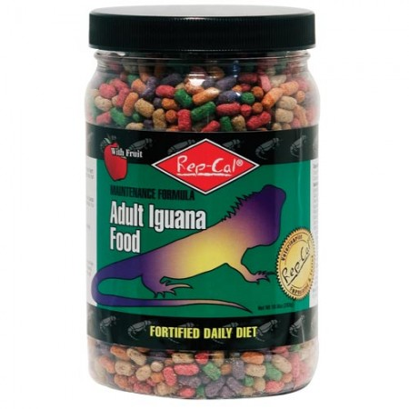 Rep-Cal Adult Iguana Food