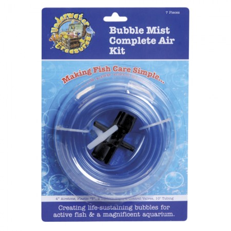 Underwater Treasures Bubble Mist Complete Air Kit