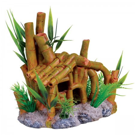 Underwater Treasures Tiki Hut