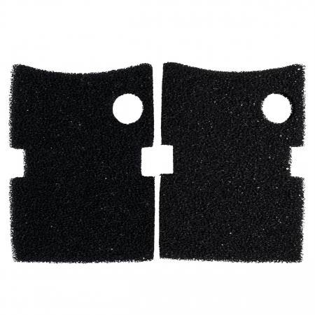 Hydor Black Foam Filter Pads for Professional External Filters
