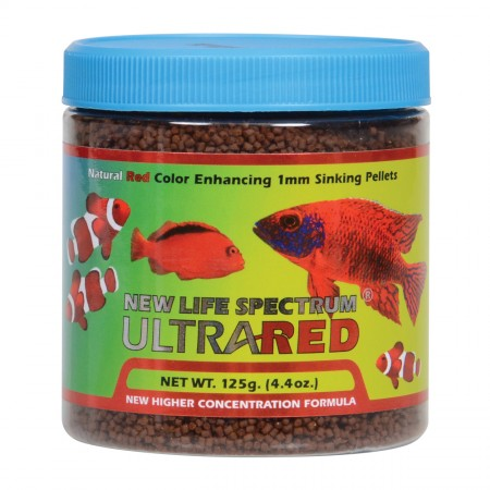 New Life Spectrum Ultra Red Color Enhancing Sinking Pellets