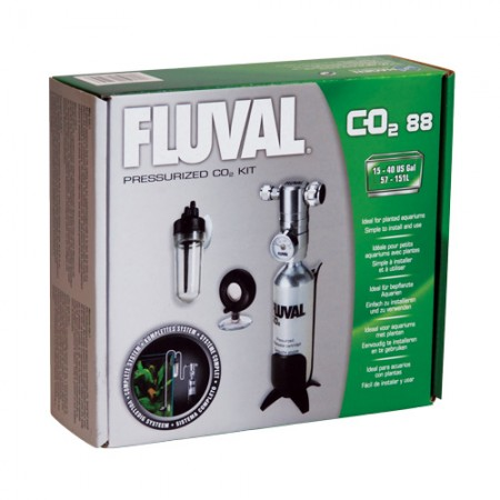 Fluval Pressurized 88 g CO2 Kit