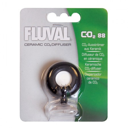 Fluval Ceramic CO2 Diffuser for 88 g Kit
