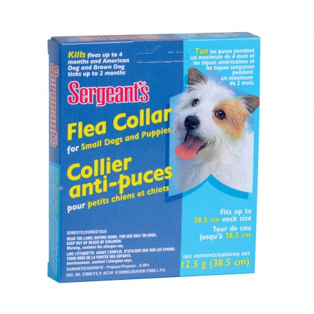 Sergeant's Flea Collars for Dogs