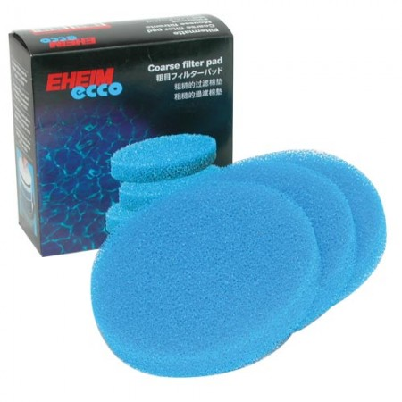 Eheim Coarse Filter Pads for Ecco Canister Filters - 3 pk