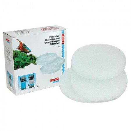Eheim Fine Filter Pads for 2215 Canister Filter - 3 pk