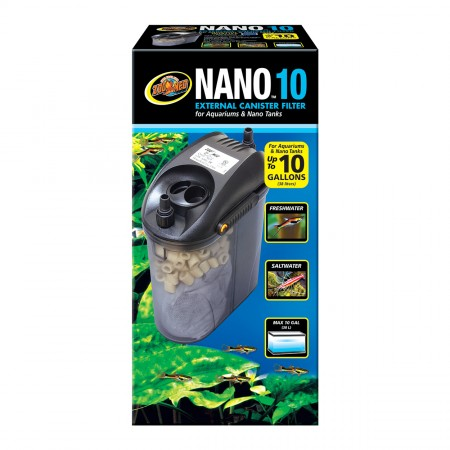 Zoo Med Nano External Canister Filters