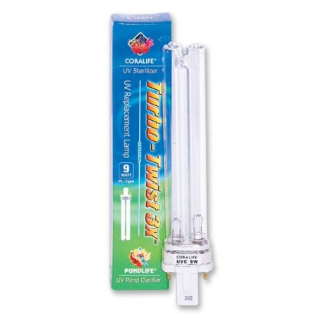Coralife Turbo-Twist UV Replacement Lamps