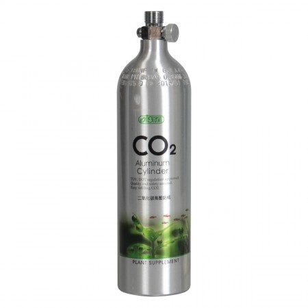 Ista CO2 Aluminum Cylinders