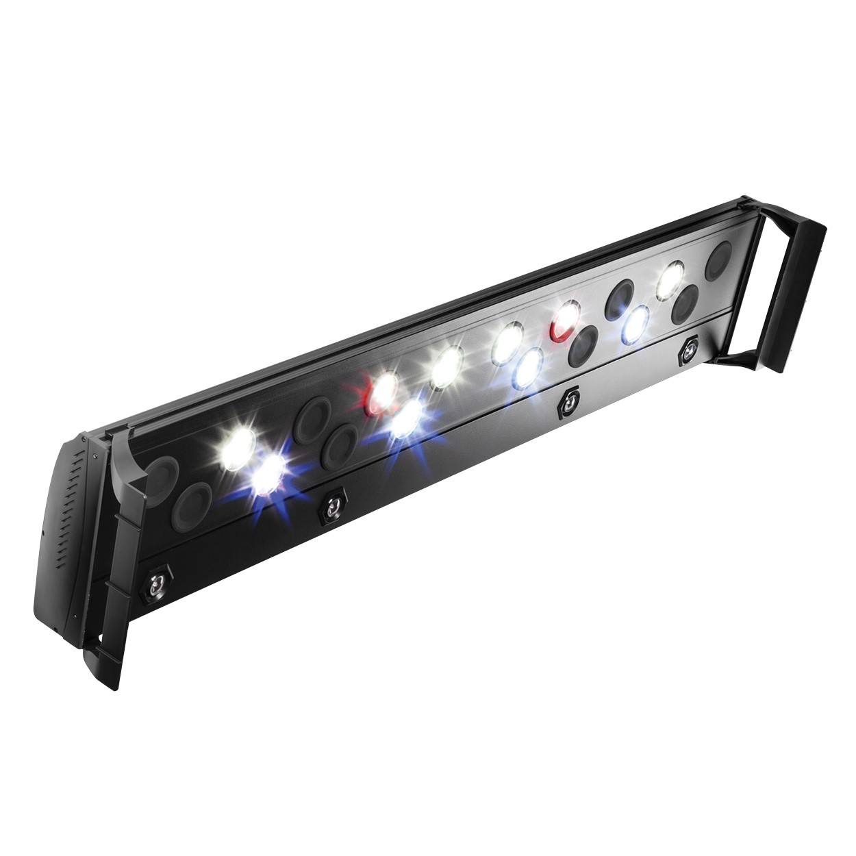Wavepoint T5 48 High Output T5 Aquarium Lighting Fixture: Coralife LED Aqualight With Lunar Aquarium Light Fixtures