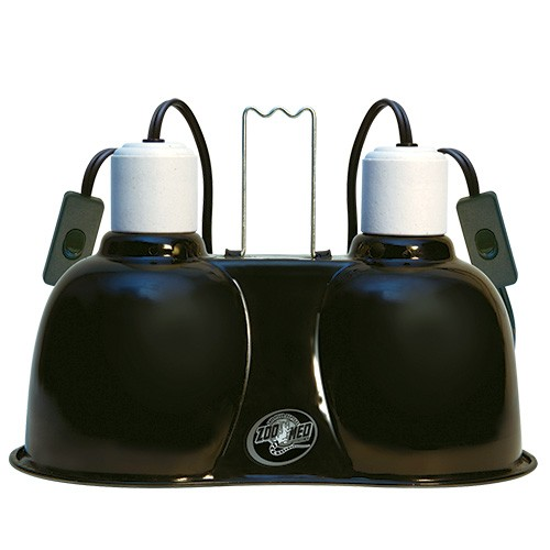 Zoo Med Combo Deep Dome Lamp Fixtures