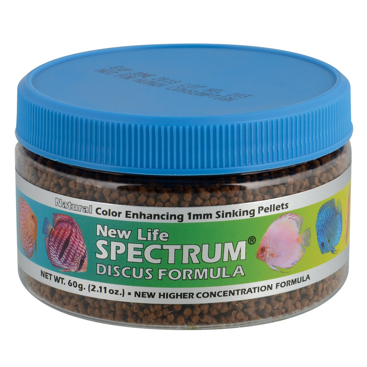 New Life Spectrum Discus Formula 1 Mm Sinking Pellets