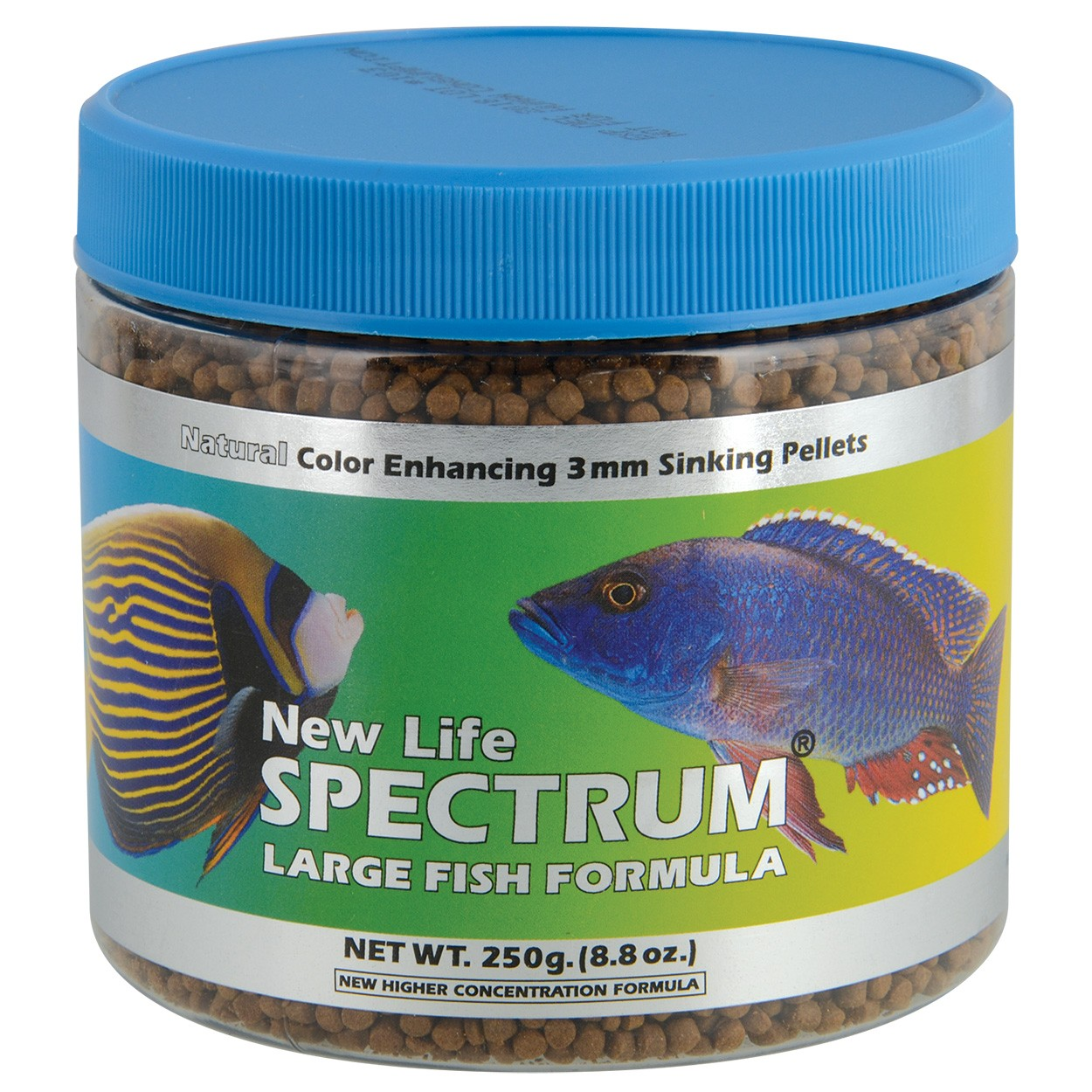 New Life Spectrum Large Fish Formula 3 Mm Sinking Pellets