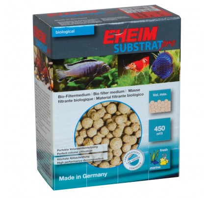 Eheim Substrat Pro Biological Filter Media - 1 L