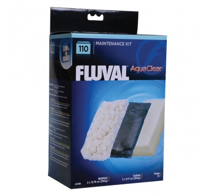 Fluval Maintenance Kit for AquaClear 110/500