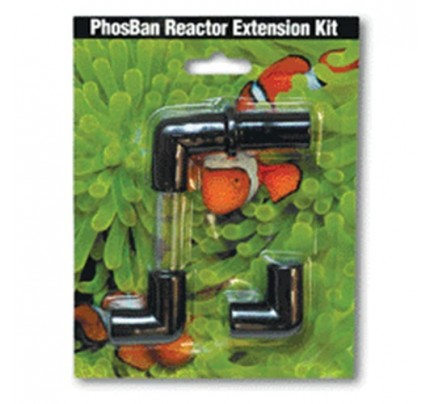 Two Little Fishies Extension Kit for PhosBan Reactor 150