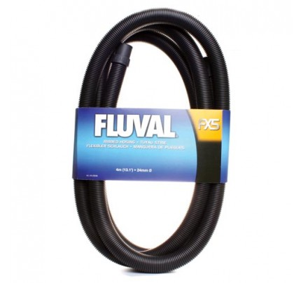 Fluval Ribbed Hosing for FX5/FX6 - 13.1 ft