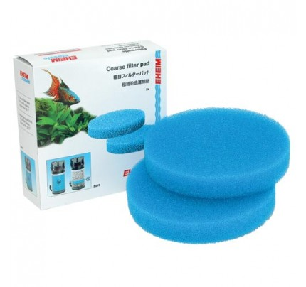 Eheim Coarse Filter Pads for 2215 Canister Filter - 2 pk