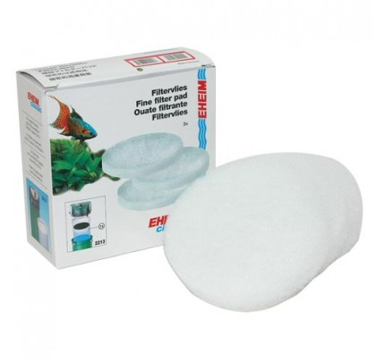 Eheim Fine Filter Pads for 2213 Canister Filter - 3 pk