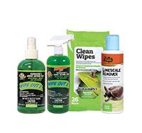 Reptile Cleaning Supplies