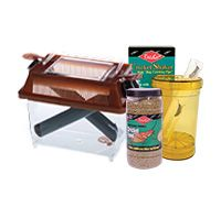 Reptile Cricket Accessories