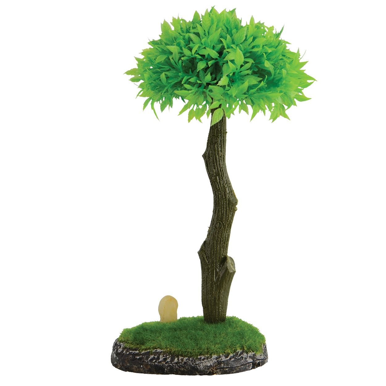 Underwater Treasures Bonsai Green Tree - 7 inch
