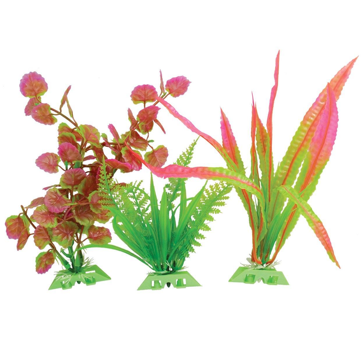 Underwater Treasures Plant Variety - Style A (3 pk)