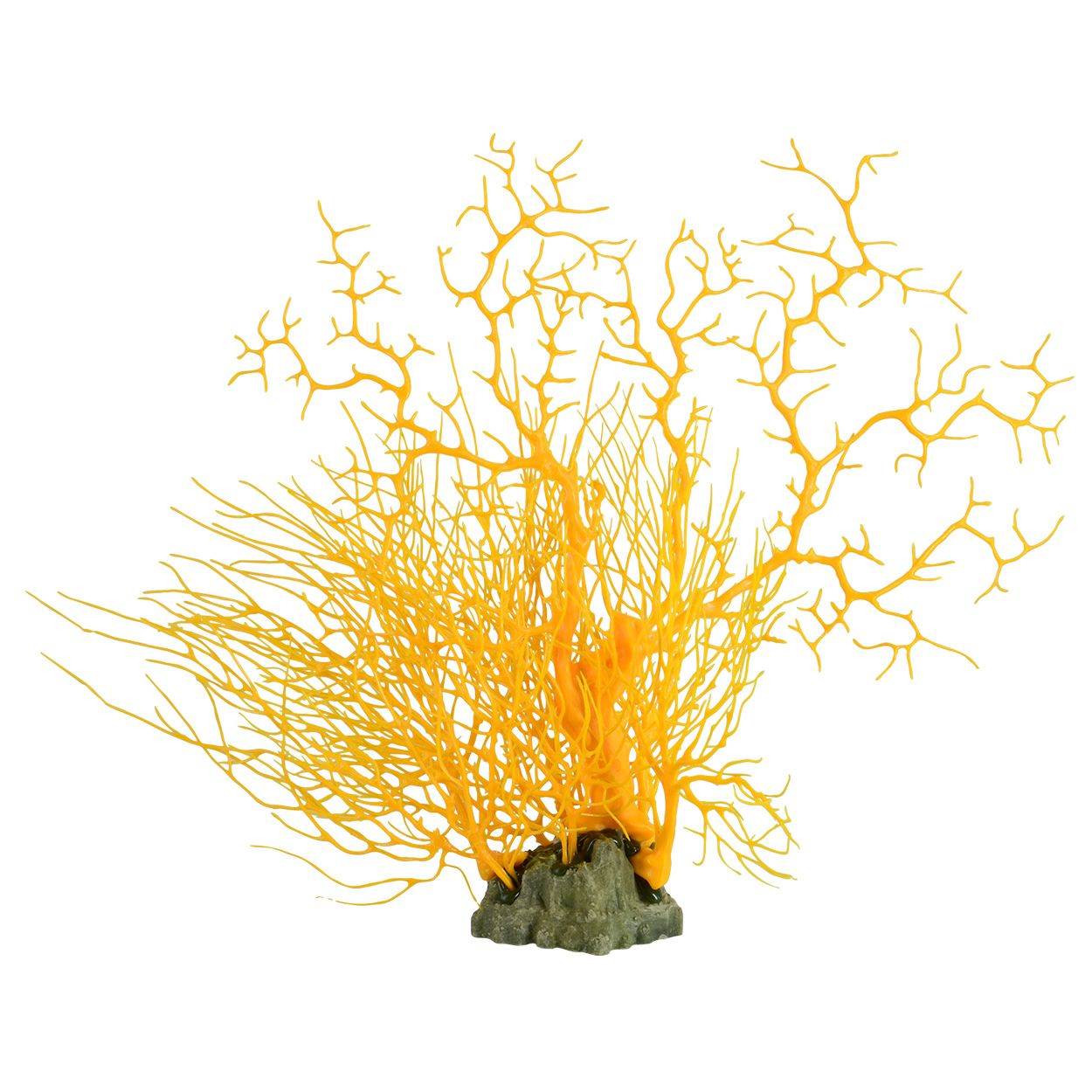 Underwater Treasures Sea Fan Coral - Sunset